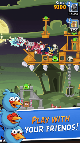 Play Angry Birds Friends on PC 5