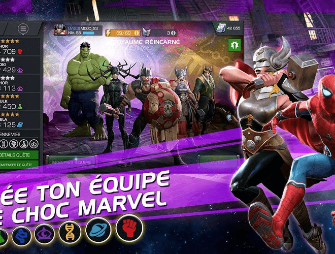 Jouez à  Marvel Contest of Champions sur PC 6