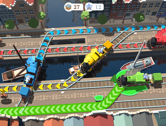 Play Train Conductor World on PC 3