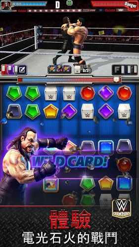 暢玩 WWE Champions Free Puzzle RPG PC版 5