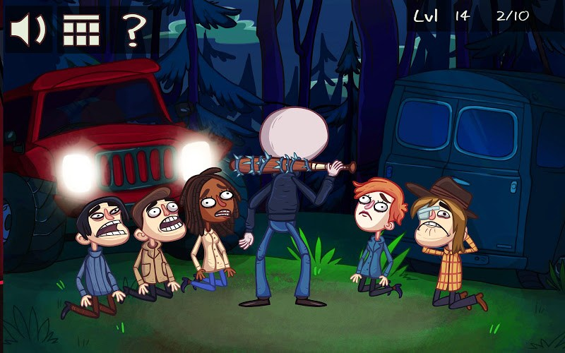Download Troll Face Quest TV Shows on PC with BlueStacks