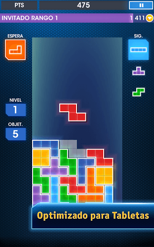 Juega Tetris on PC 8