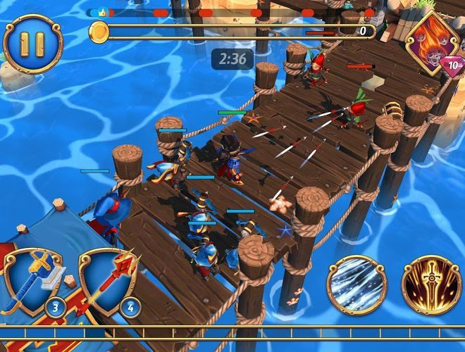 เล่น Royal Revolt 2: Tower Defense on pc 7