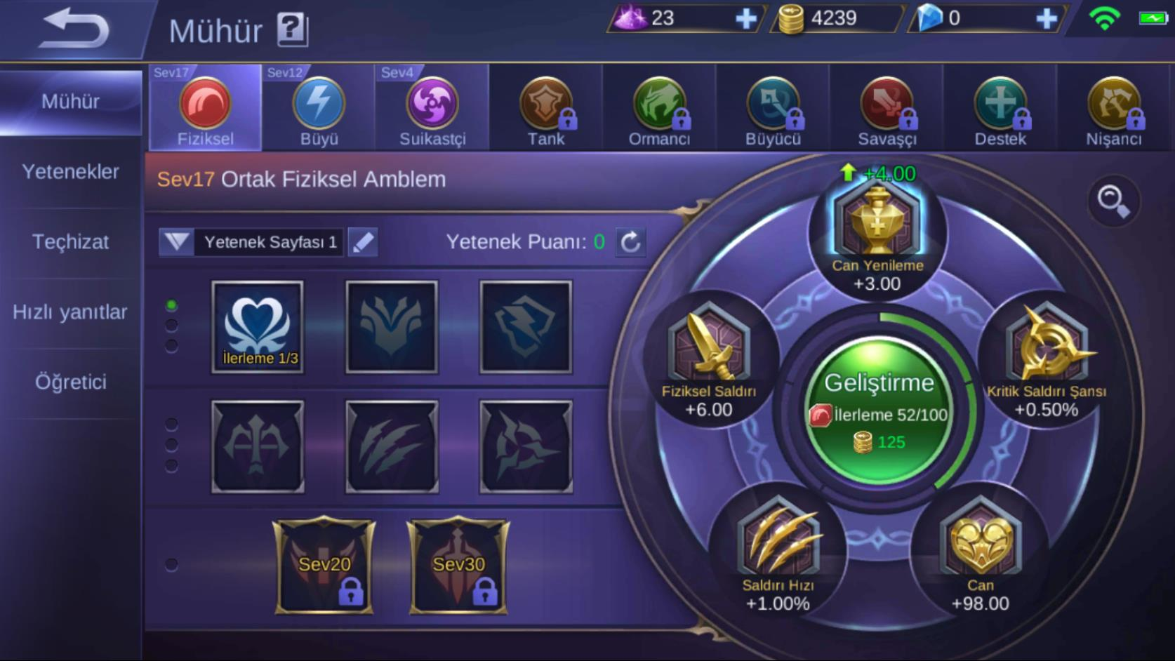 Mobile Legends Runes Tr