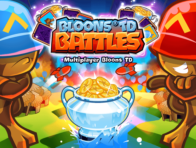 Chơi Bloons TD Battles on PC 12