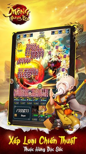 Chơi Mộng Hoàng Kim on PC 5