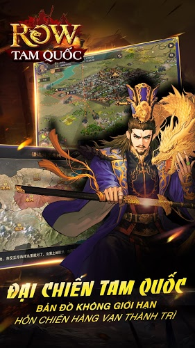 Chơi Reign of Warlords on PC 3
