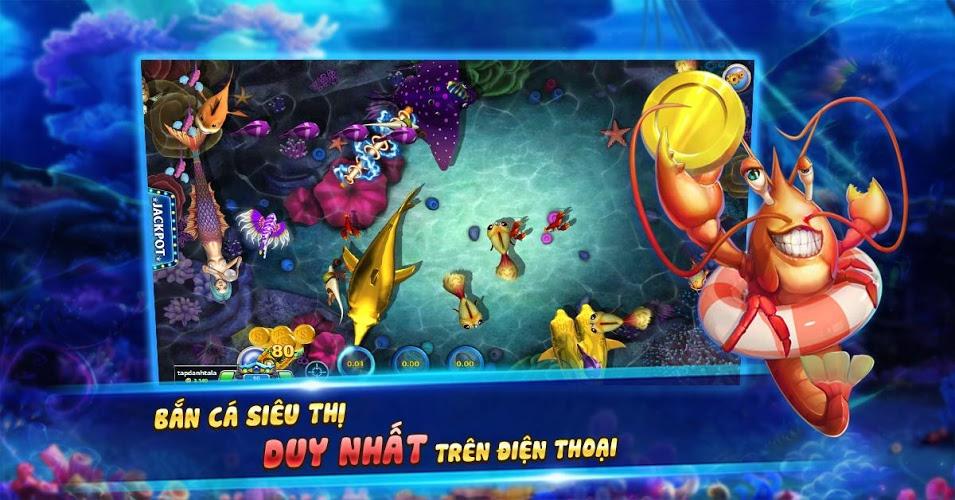 Chơi Bắn Cá 3D Online on PC 7