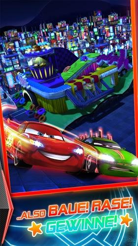 Spielen Cars: Fast as Lightning on pc 13