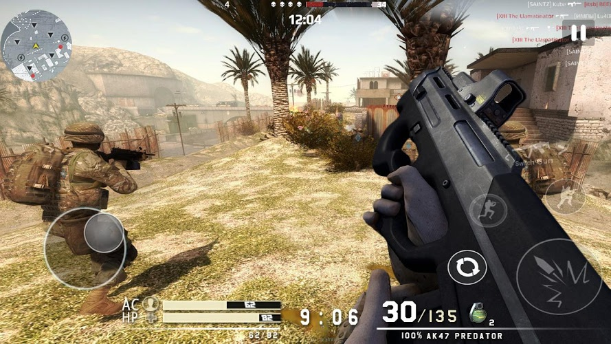 Play Sniper Special Blood Killer on PC 3