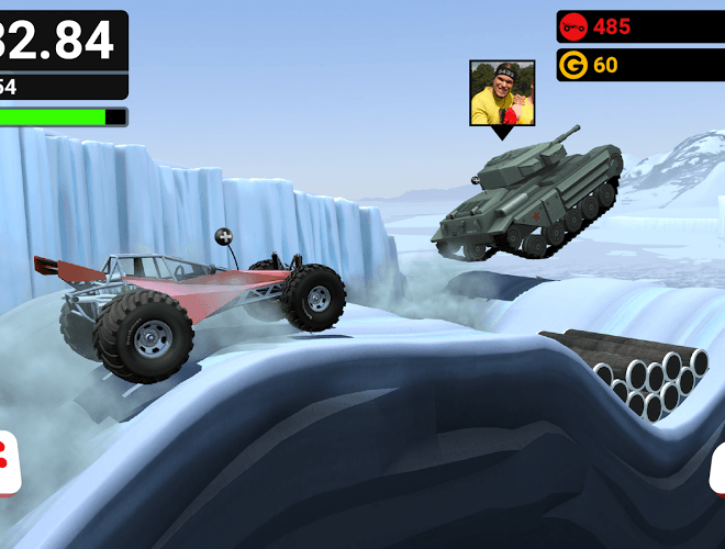 Play MMX Hill Climb on PC 4