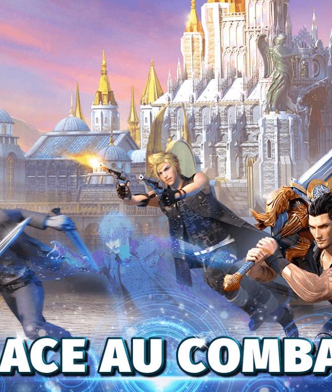 Jouez à  Final Fantasy XV: A New Empire sur PC 4
