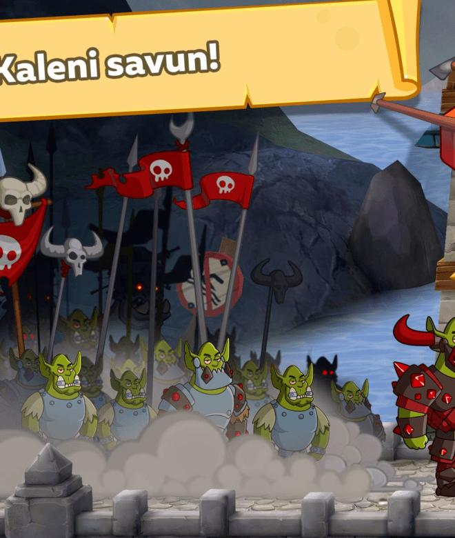 Hustle Castle – Kale ve Klan İndirin ve PC'de Oynayın 5