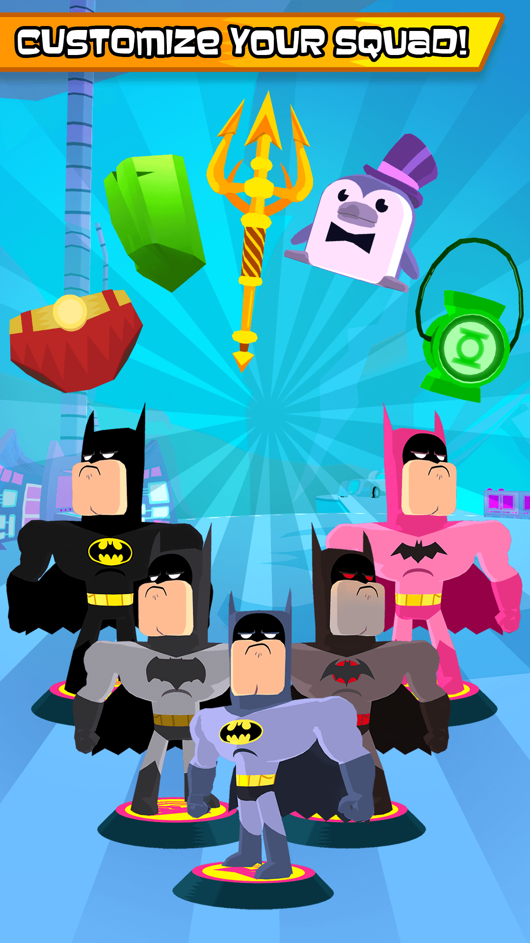 Donwload Teen Titans Go Figure On Pc With Bluestacks-5483