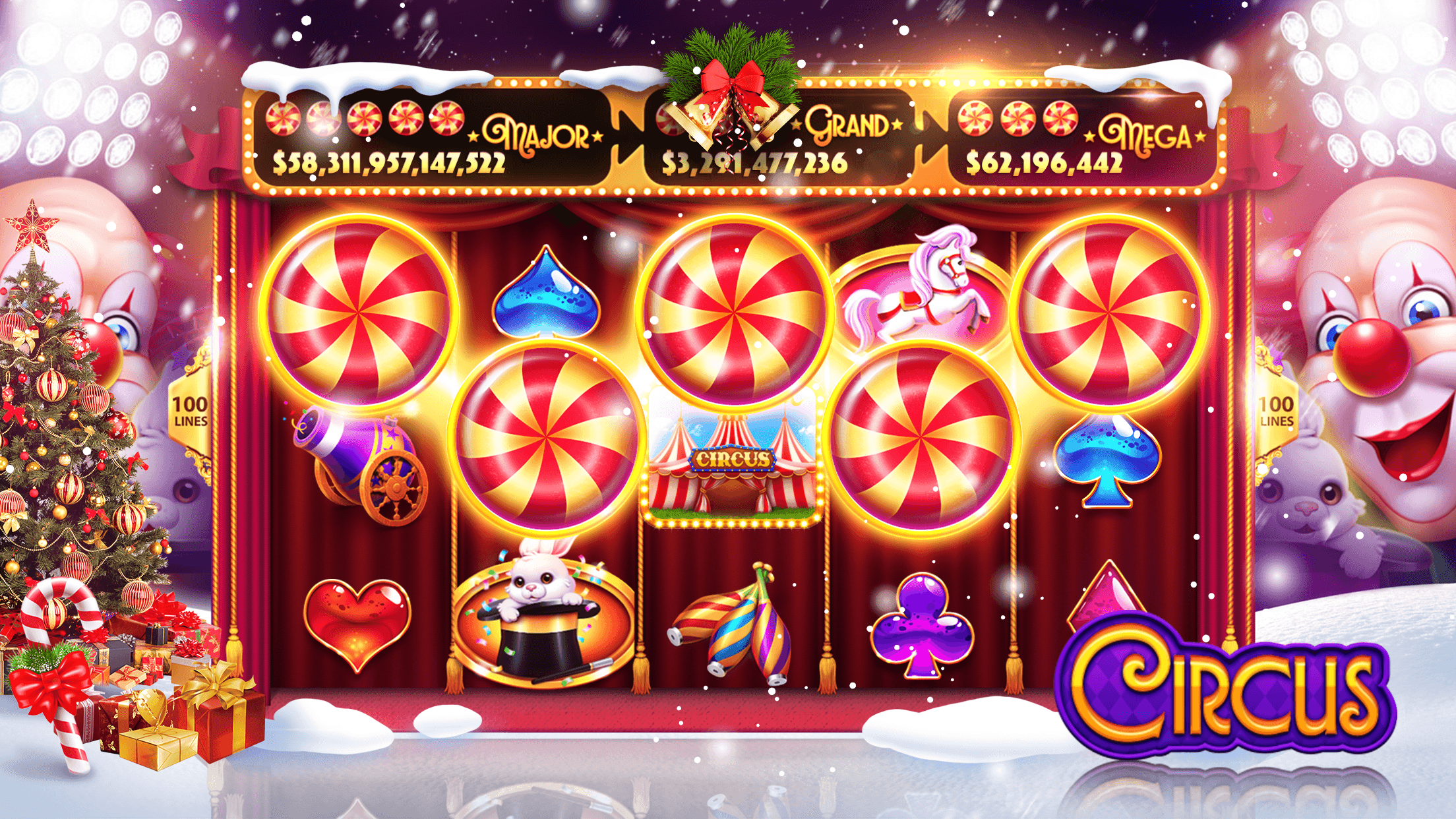 Play Casino Slots Online For Free
