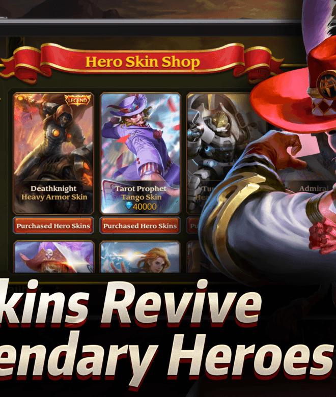 Jouez à  Heroes Charge sur PC 5