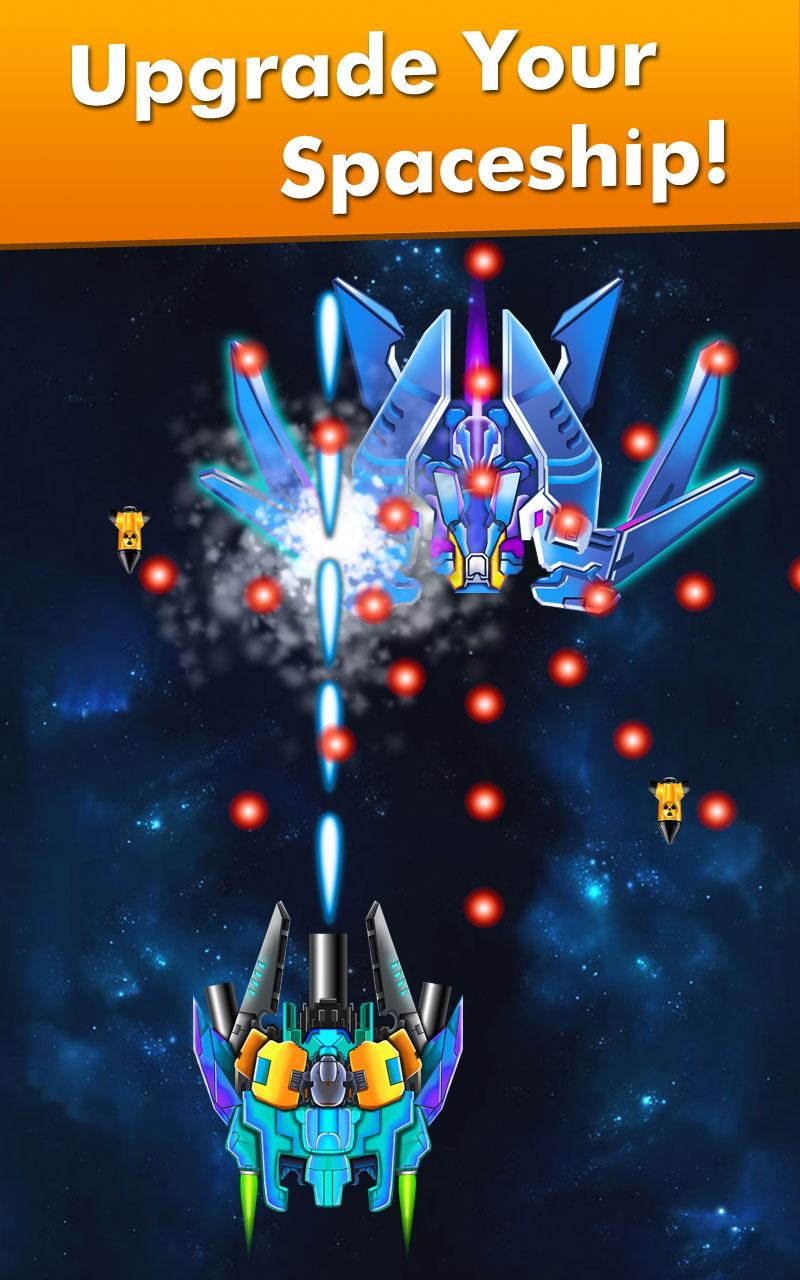 Download Galaxy Attack: Alien Shooter on PC with BlueStacks