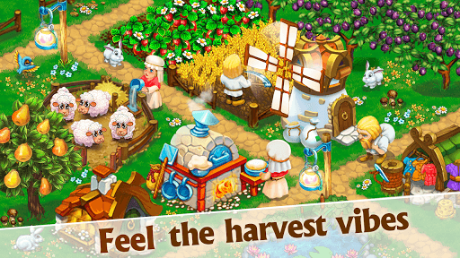 Play Harvest Land on PC 3