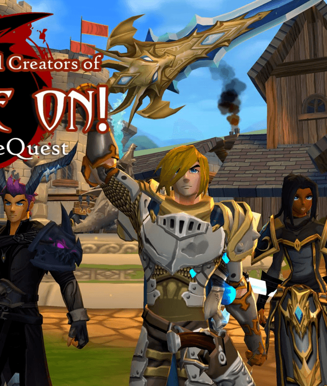 Download AdventureQuest 3D MMO on PC with BlueStacks