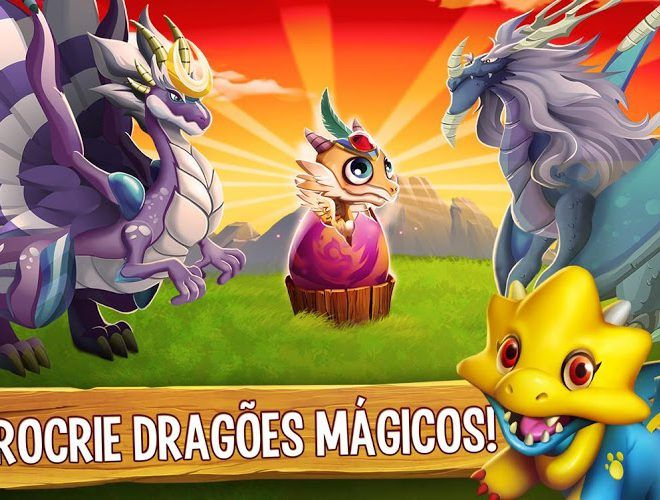 Jogue Dragon City para PC 10