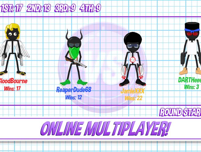 Play Gun Fu: Stickman 2 on PC 6