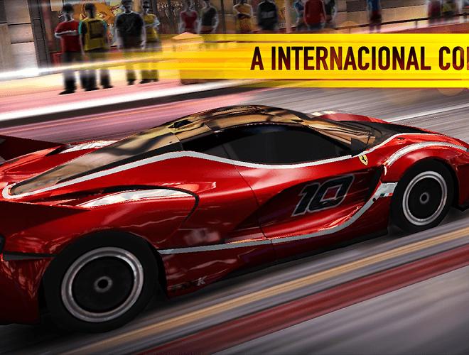Jogue CSR Racing para PC 5