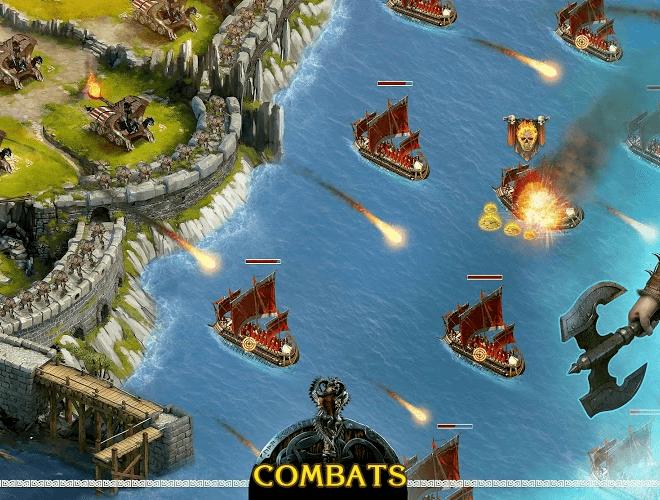 Jouez à  Vikings War of Clans sur PC 20