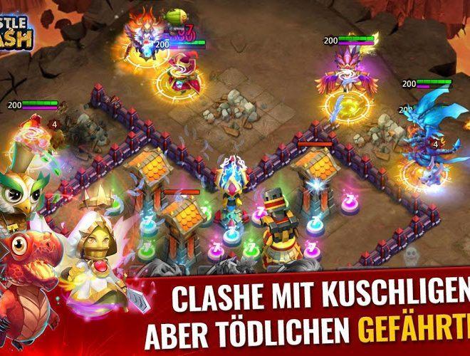 Spiele Castle Clash für PC 16