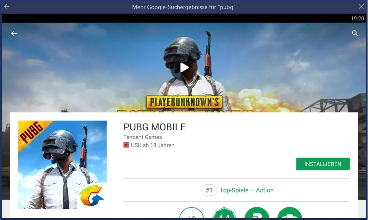 PUBG Mobile International geht Online