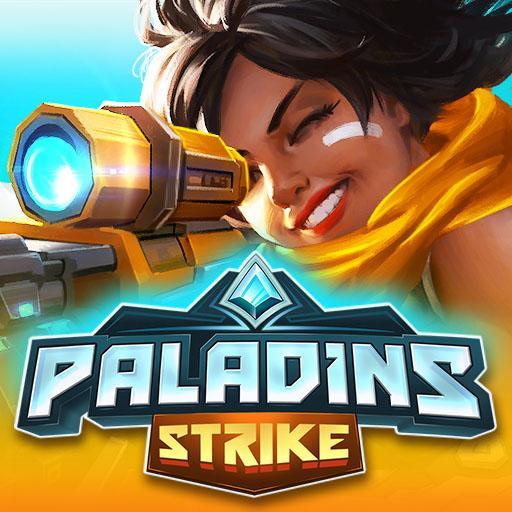 Jouez à  Paladins Strike sur PC 1