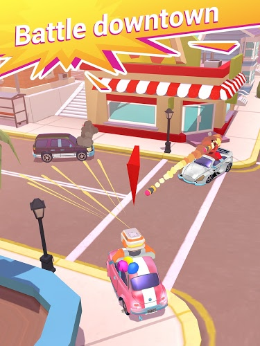 Play Crash Club: Drive & Smash City on PC 12