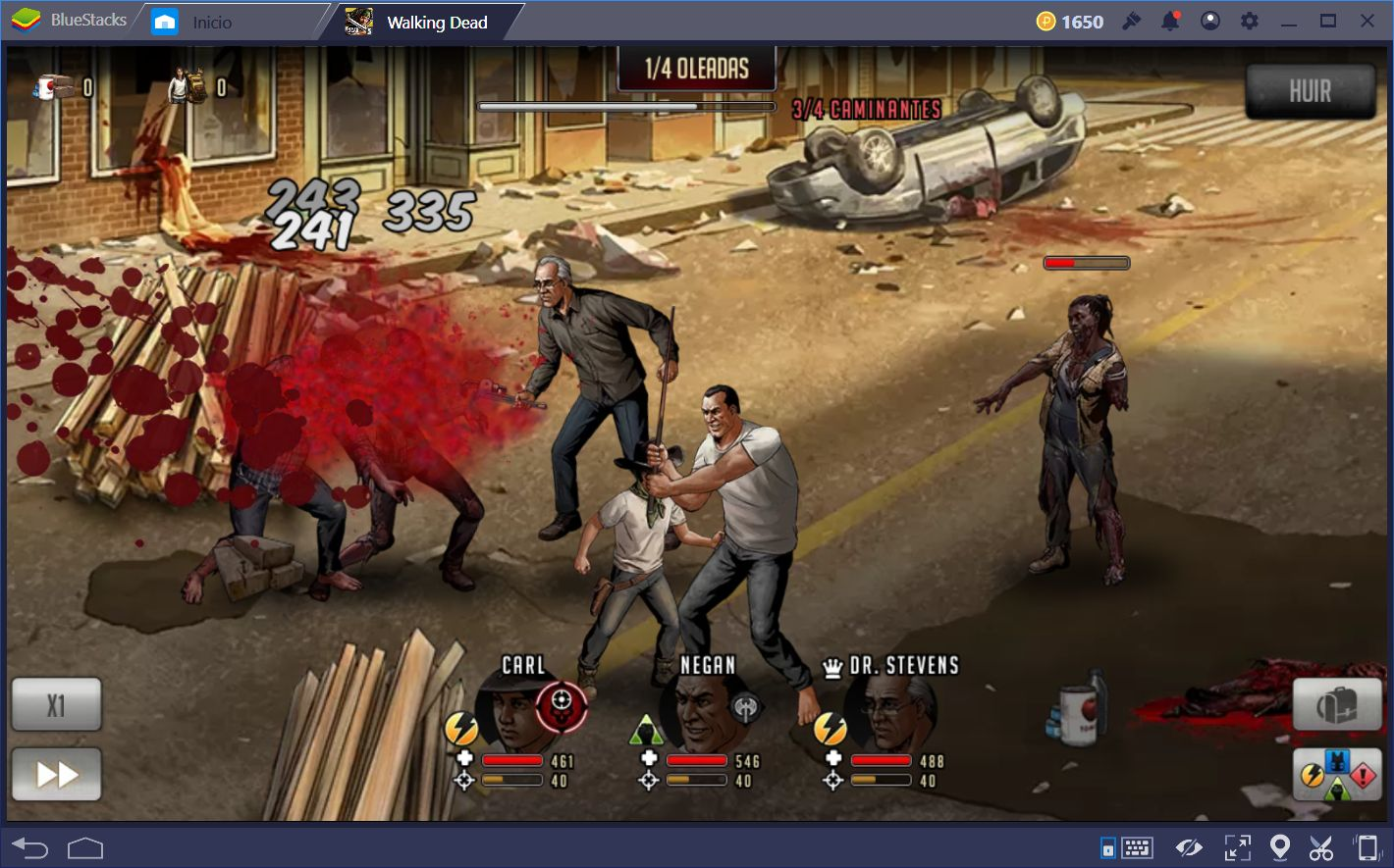 Trucos y Consejos Para The Walking Dead: Road to Survival