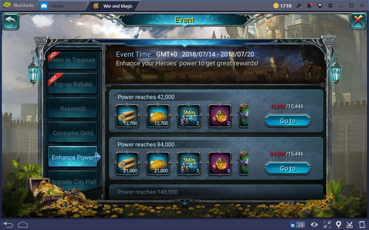 A Guide to the New Server Carnival in War and Magic