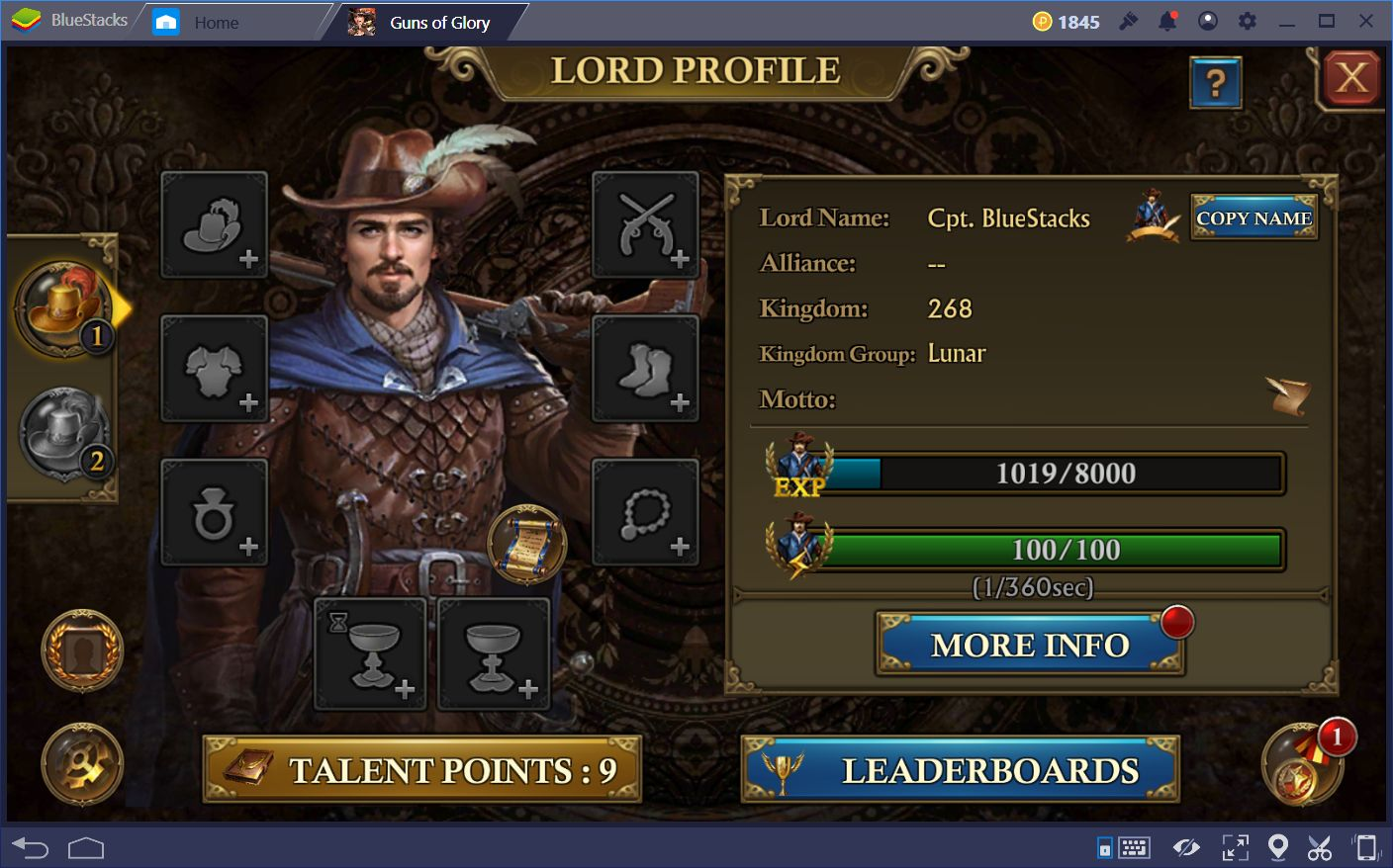 Tips to Improve Your Success In Guns of Glory | BlueStacks