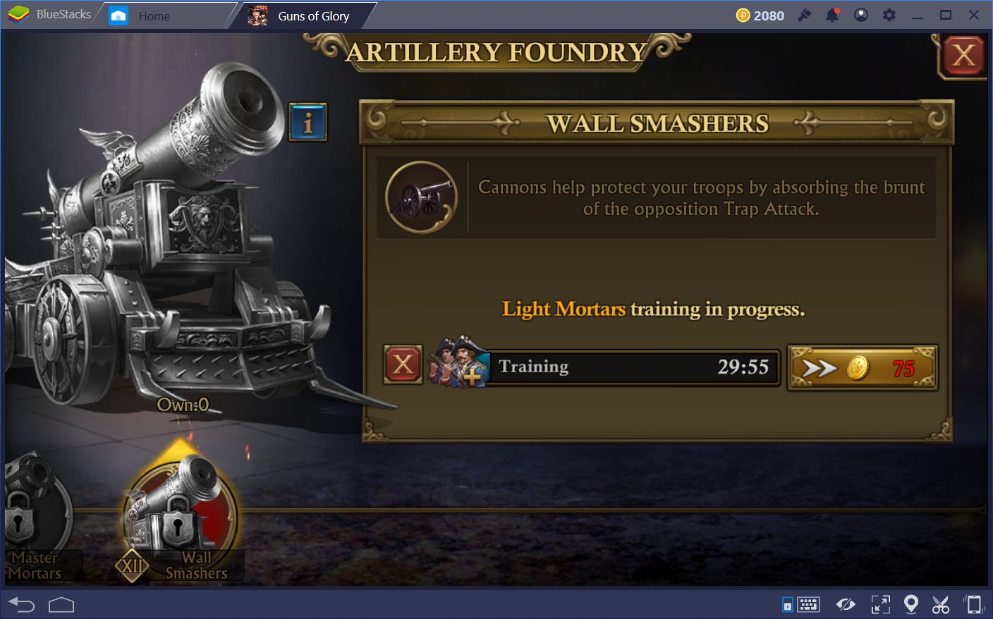 Guns of Glory on PC: Combat Guide Pt. 1