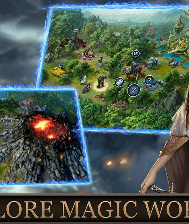 Play War and Magic on PC 6