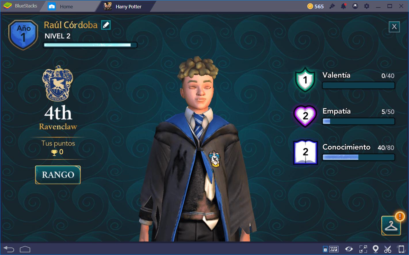 Cómo Influenciar a Personas y Hacer Amigos en Harry Potter: Hogwarts Mystery