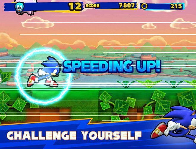 Play Sonic Runners on pc 2
