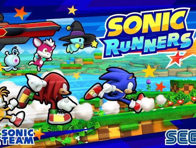 Play Sonic Runners on pc 16