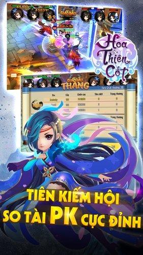 Chơi Hoa Thiên Cốt on PC 11