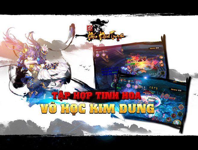 Chơi Kiếm Khách Truyện on PC 4