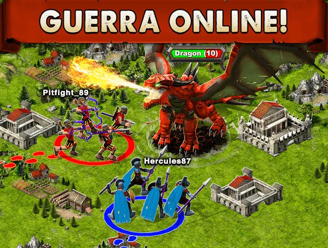 Jogue Game of War para PC 10