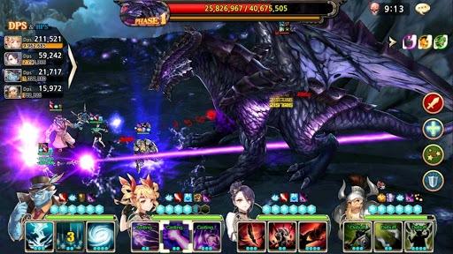 Jouez à  King's Raid sur PC 9