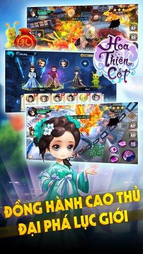 Chơi Hoa Thiên Cốt on PC 5