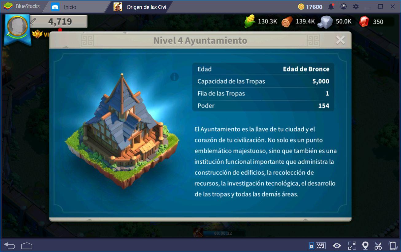 Guía de Combate y Producción en Rise of Kingdoms