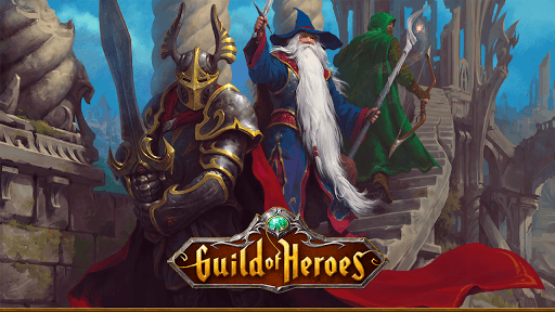 Jogue Guild of Heroes para PC 20