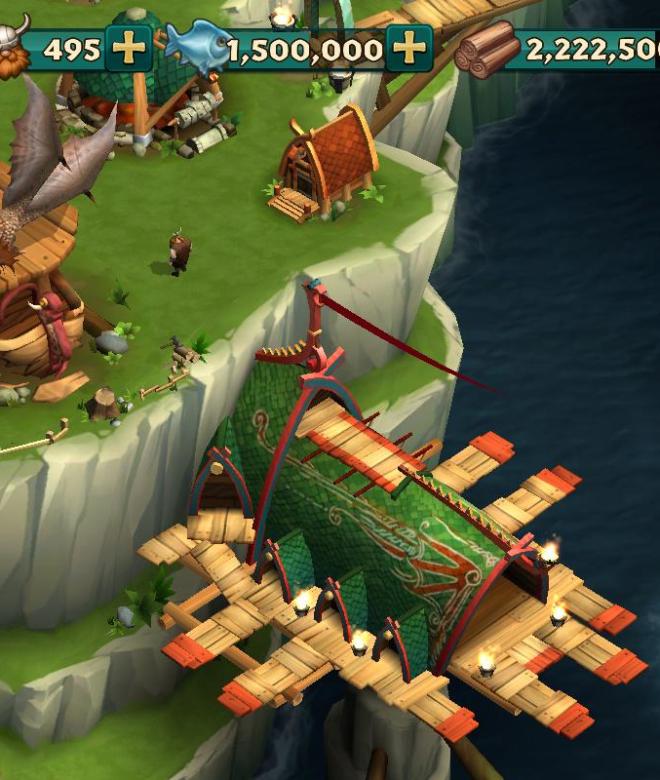 Играй Dragons: Rise of Berk На ПК 9