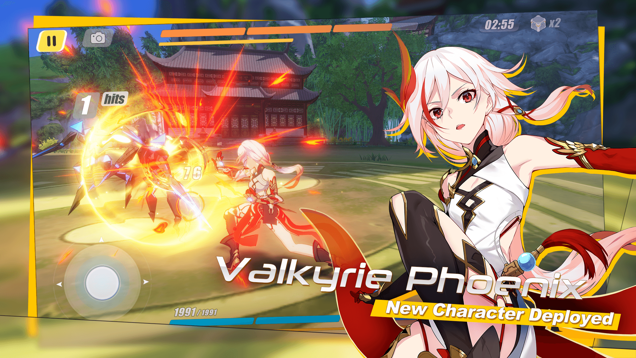 Download Honkai Impact 3 on PC with BlueStacks