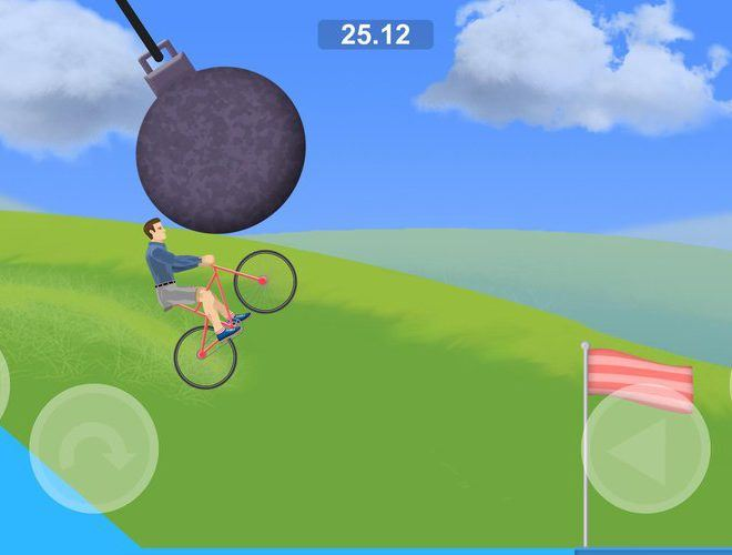 Play Flippy Wheels on PC 12