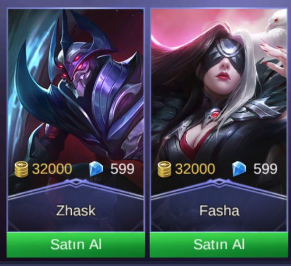 MOBILE LEGENDS:BANG BANG KAHRAMAN ALIM REHBERİ